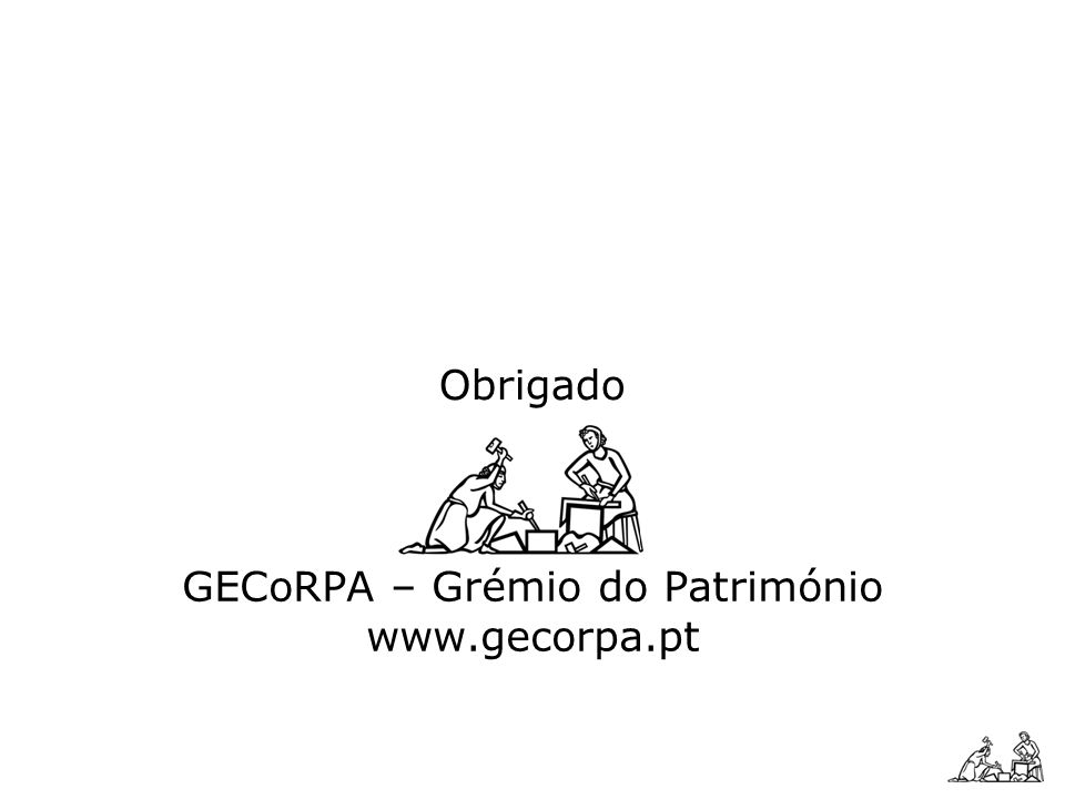 GECoRPA – Grémio do Património