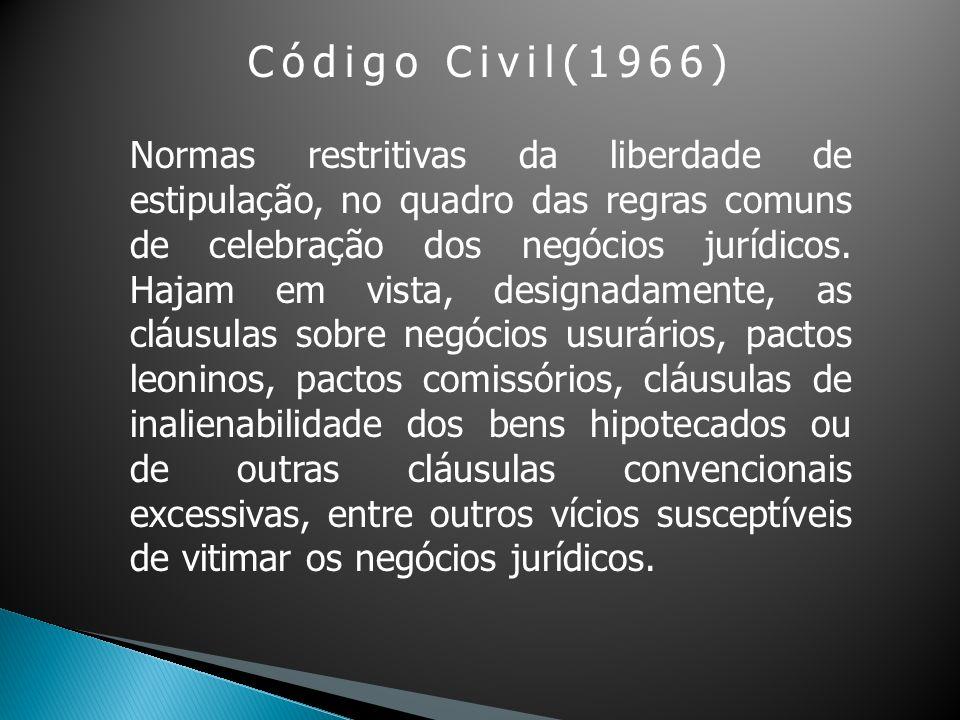 Código Civil(1966)