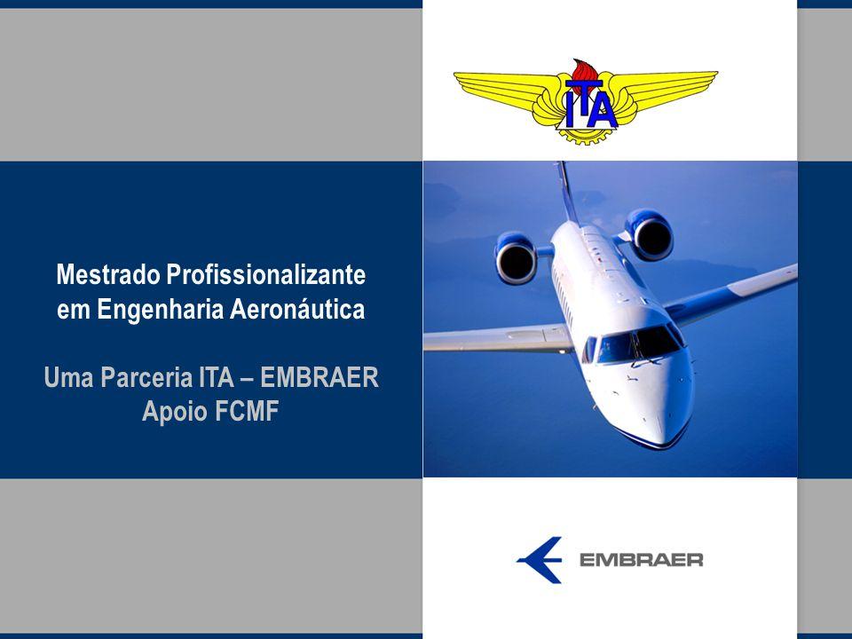 Mestrado Profissionalizante em Engenharia Aeronáutica
