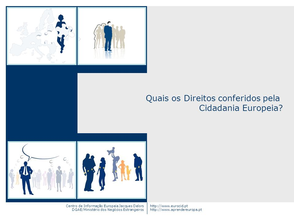Quais os Direitos conferidos pela Cidadania Europeia