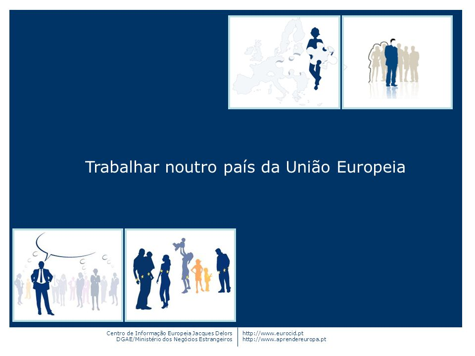 Trabalhar noutro país da União Europeia