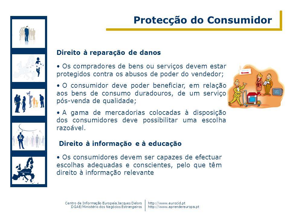 Protecção do Consumidor