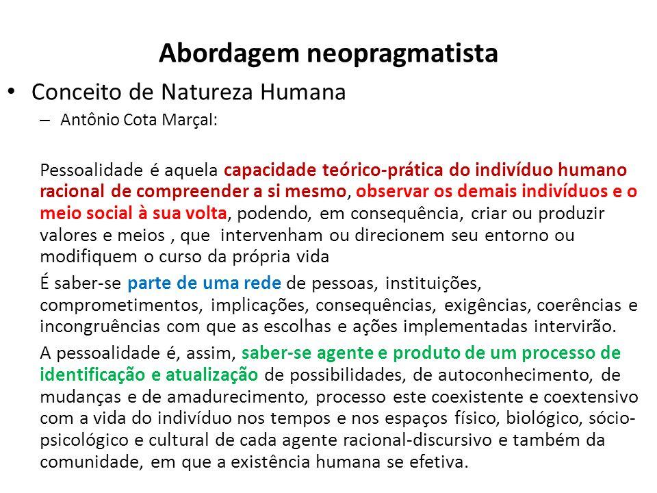 Abordagem neopragmatista