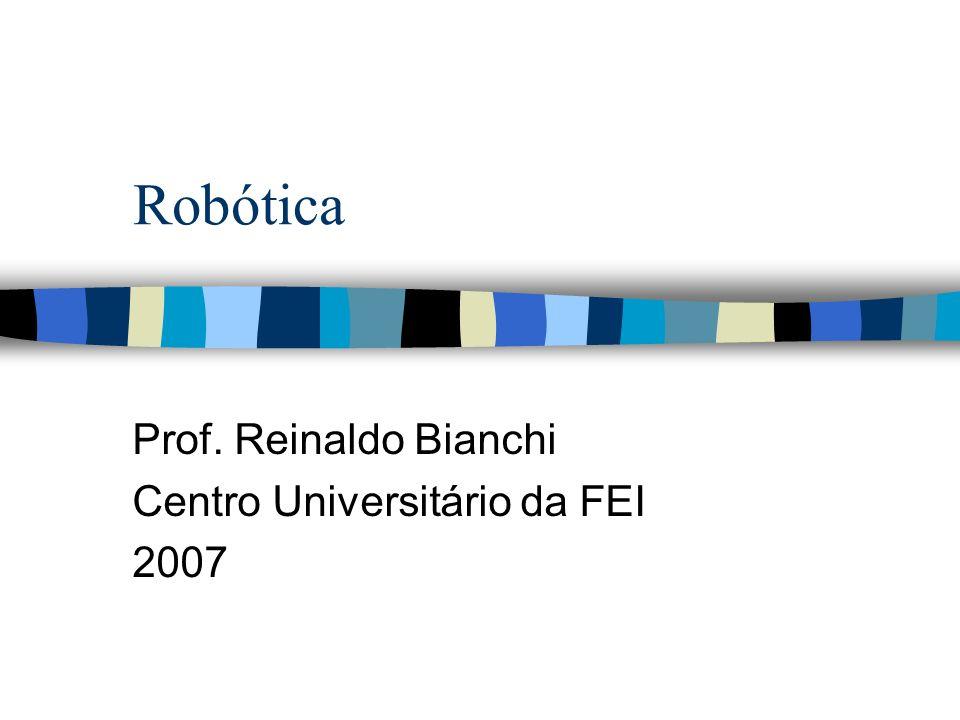 Prof. Reinaldo Bianchi Centro Universitário da FEI 2007