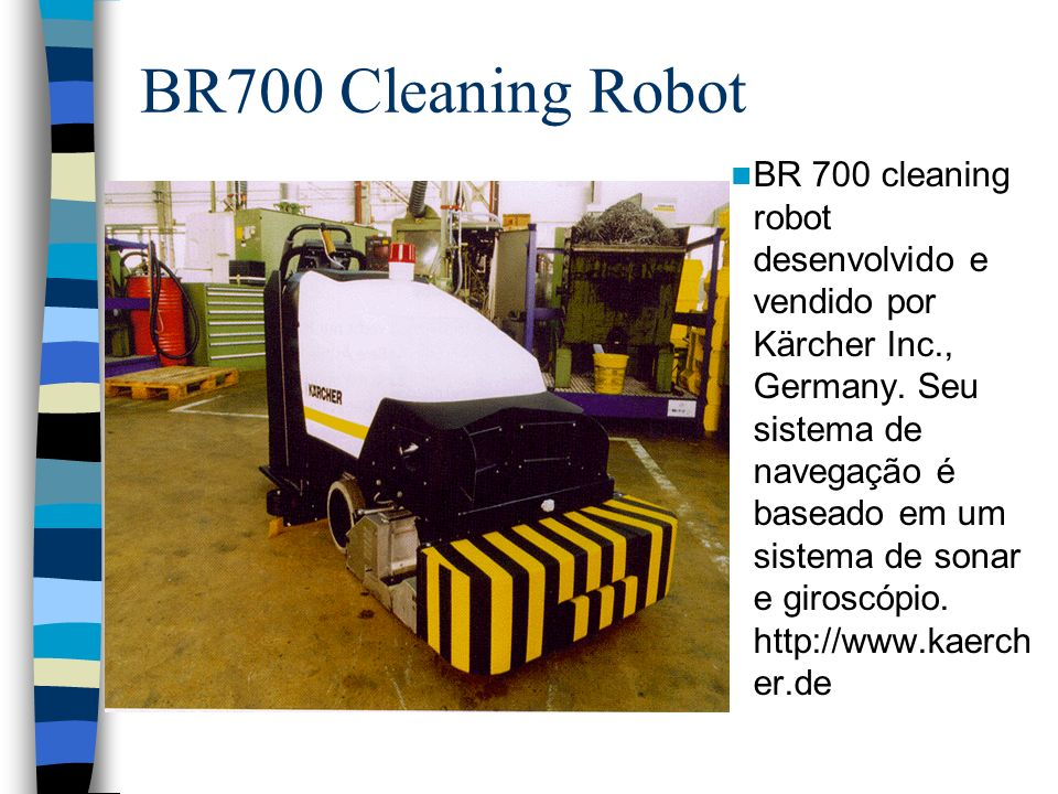BR700 Cleaning Robot