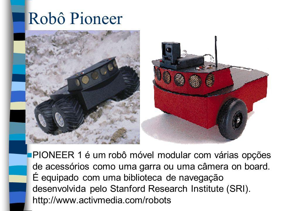 Robô Pioneer