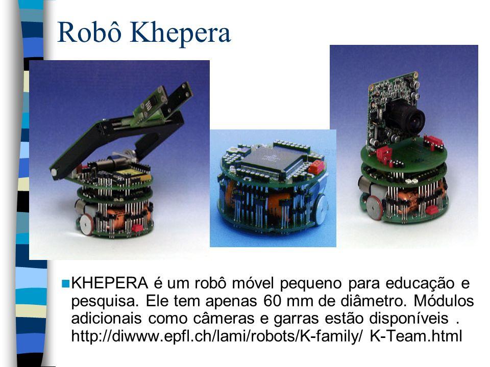 Robô Khepera