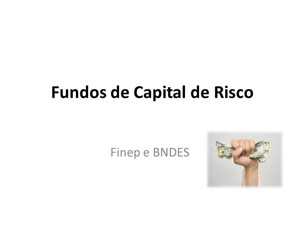 Fundos de Capital de Risco