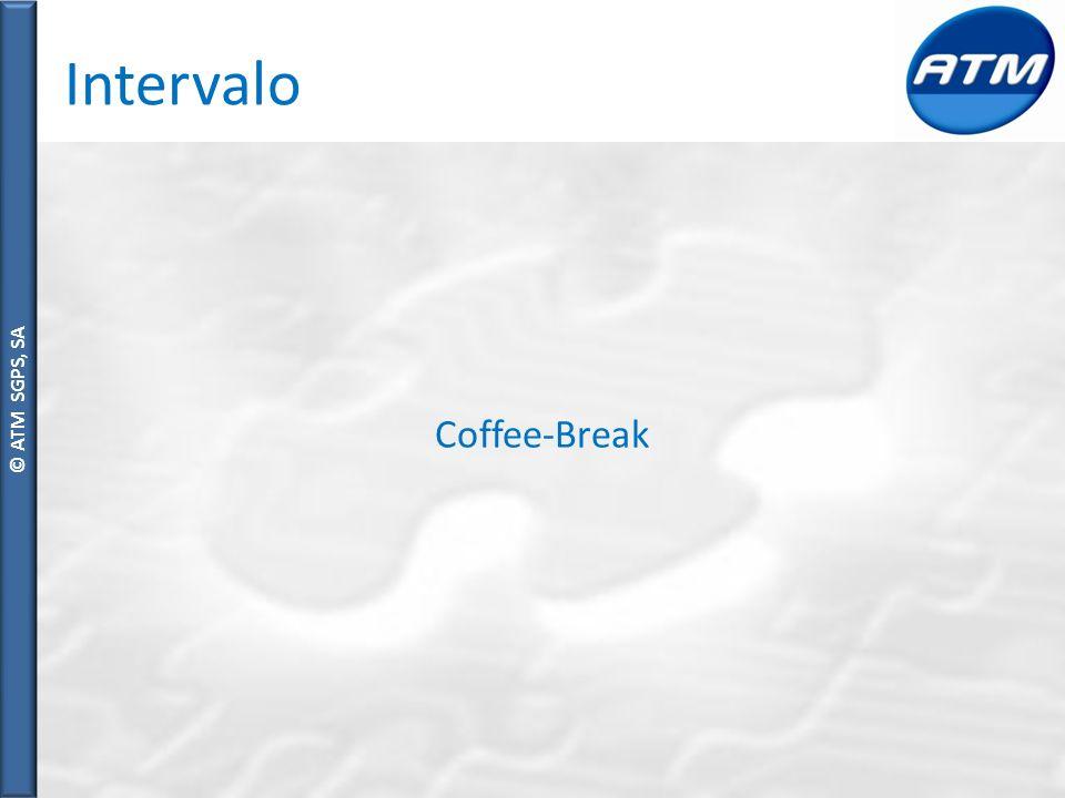 Intervalo Coffee-Break
