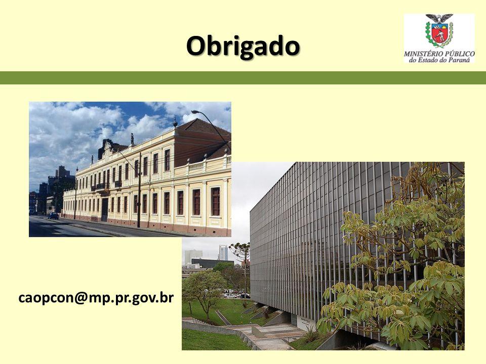 Obrigado caopcon@mp.pr.gov.br