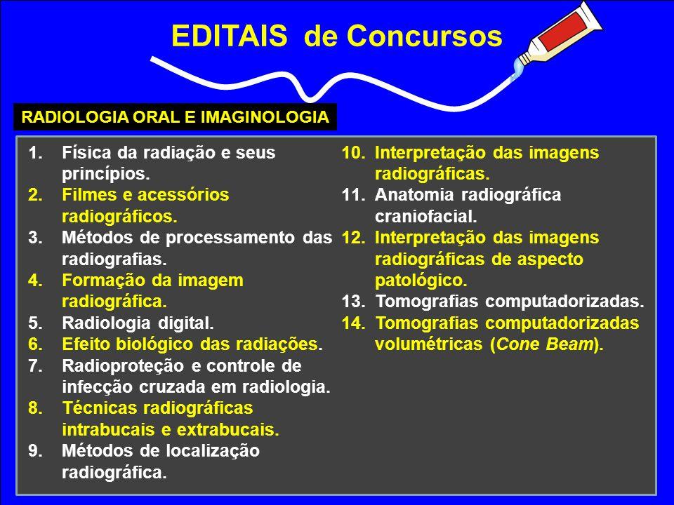RADIOLOGIA ORAL E IMAGINOLOGIA