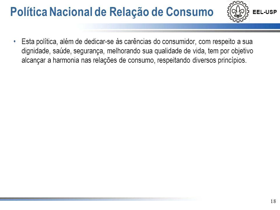 Política Nacional de Relação de Consumo