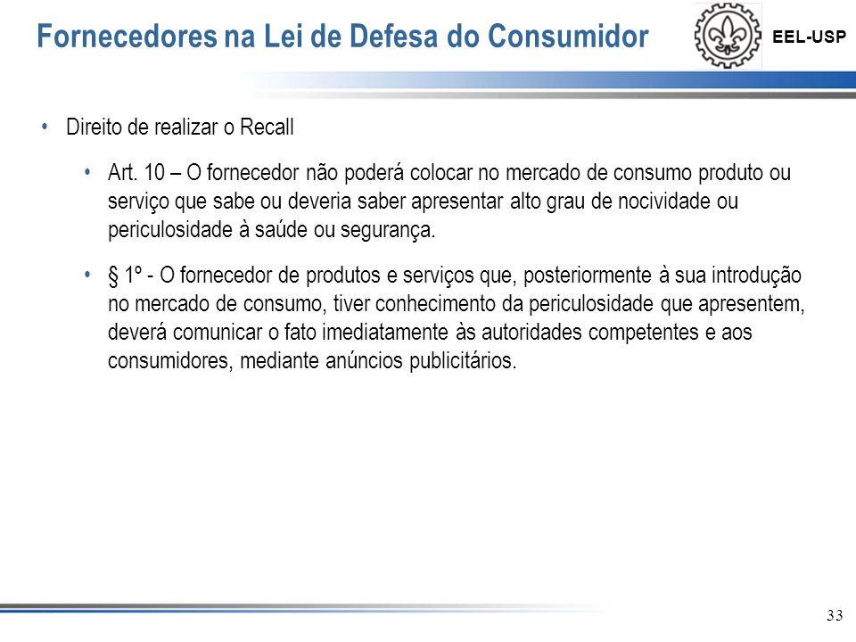 Fornecedores na Lei de Defesa do Consumidor
