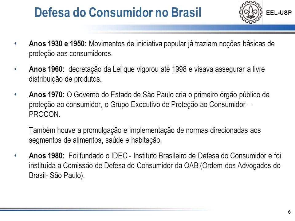 Defesa do Consumidor no Brasil