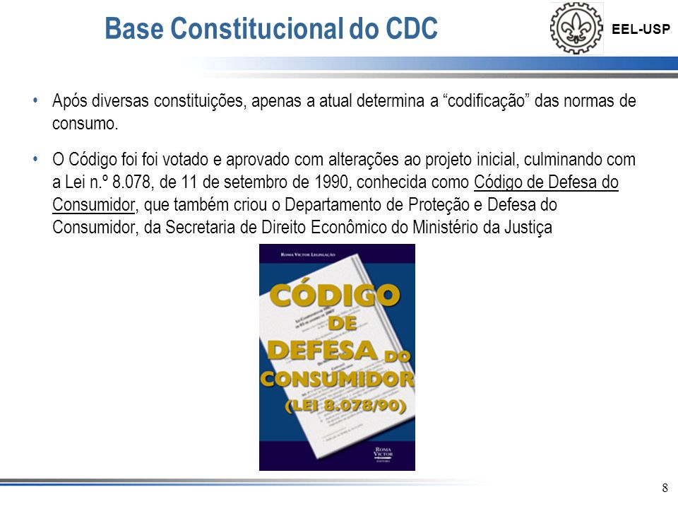 Base Constitucional do CDC