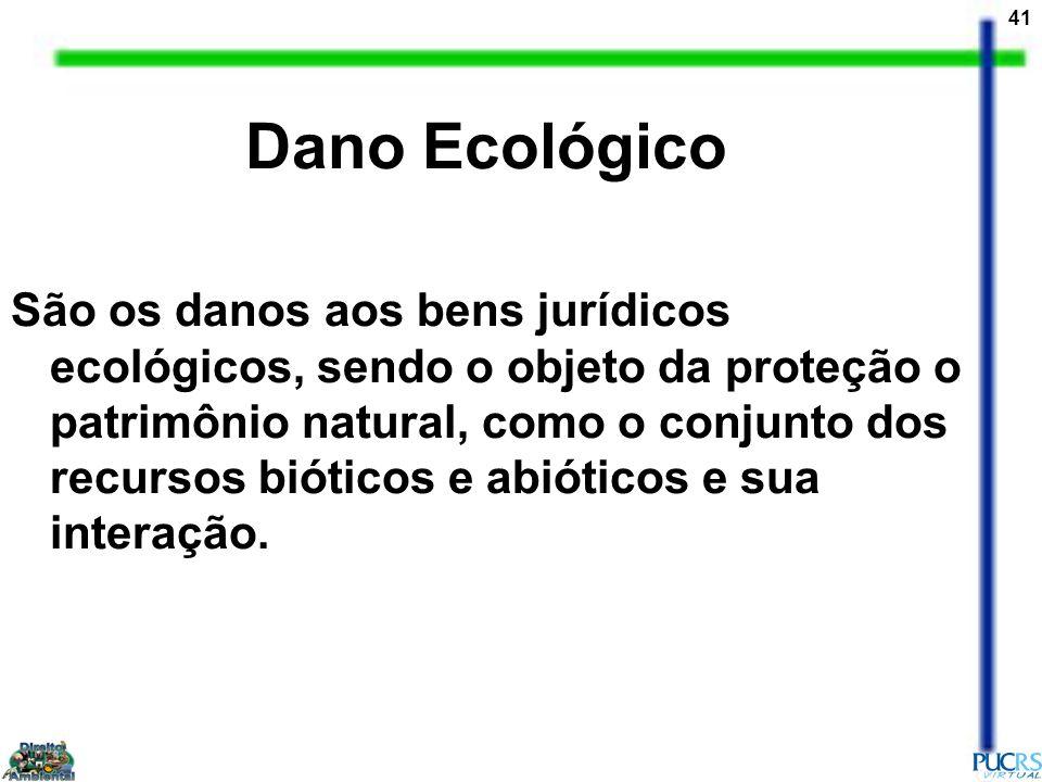 Dano Ecológico