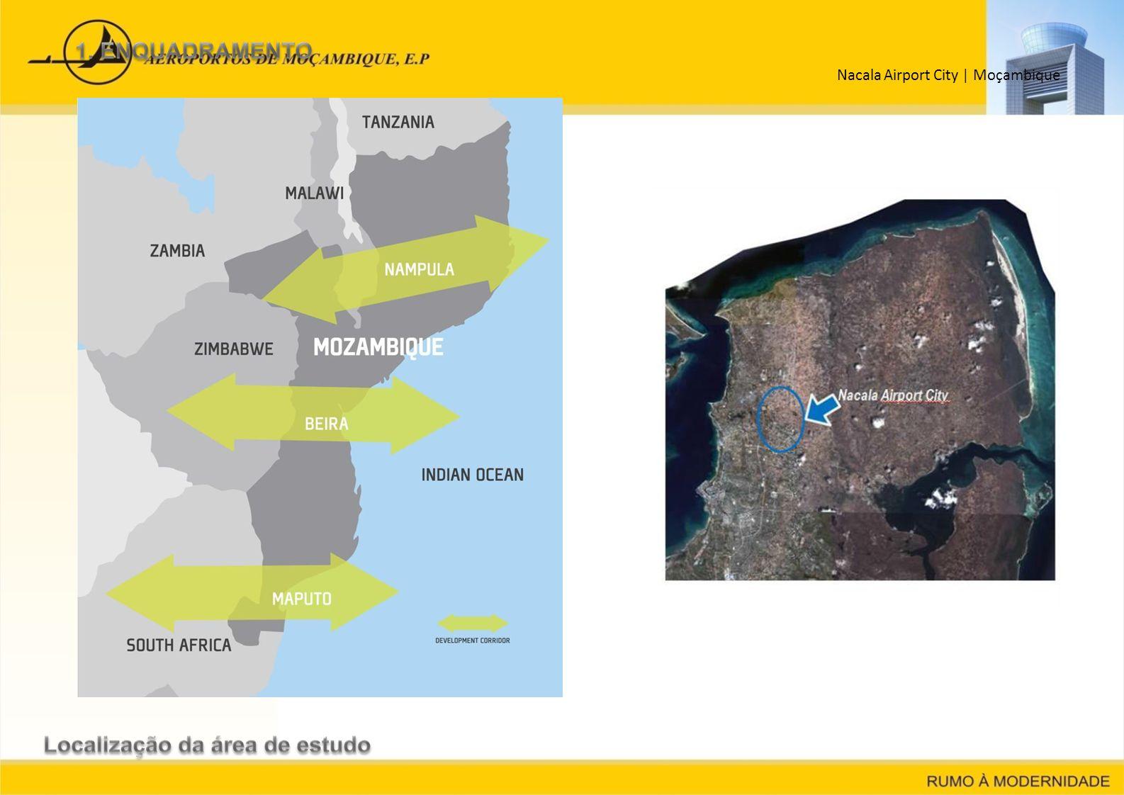 Nacala Airport City | Moçambique