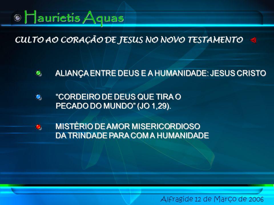CULTO AO CORAÇÃO DE JESUS NO NOVO TESTAMENTO