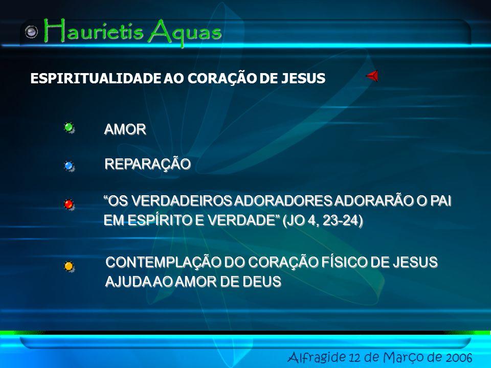 ESPIRITUALIDADE AO CORAÇÃO DE JESUS