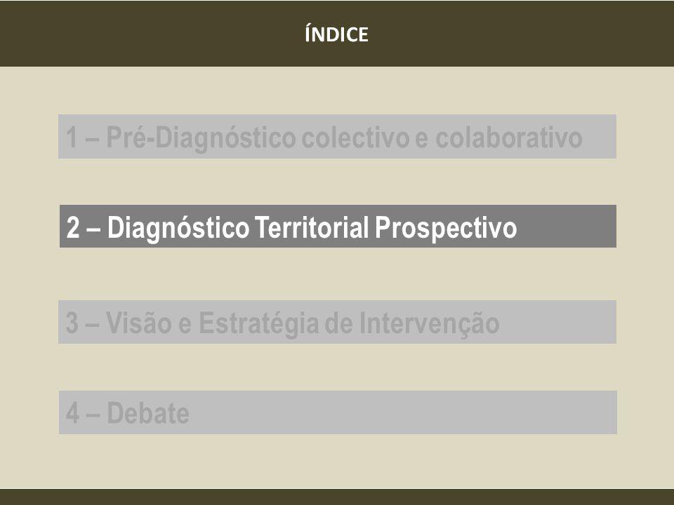 1 – Pré-Diagnóstico colectivo e colaborativo