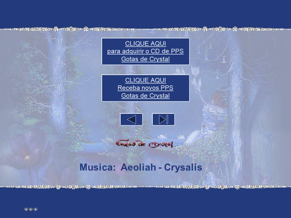 Musica: Aeoliah - Crysalis
