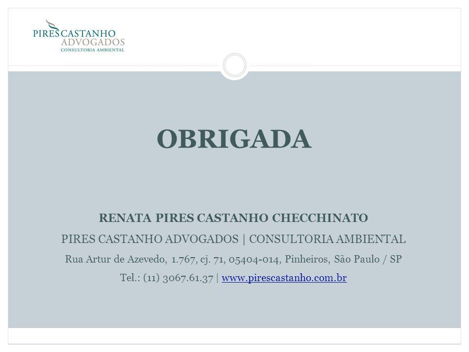 RENATA PIRES CASTANHO CHECCHINATO