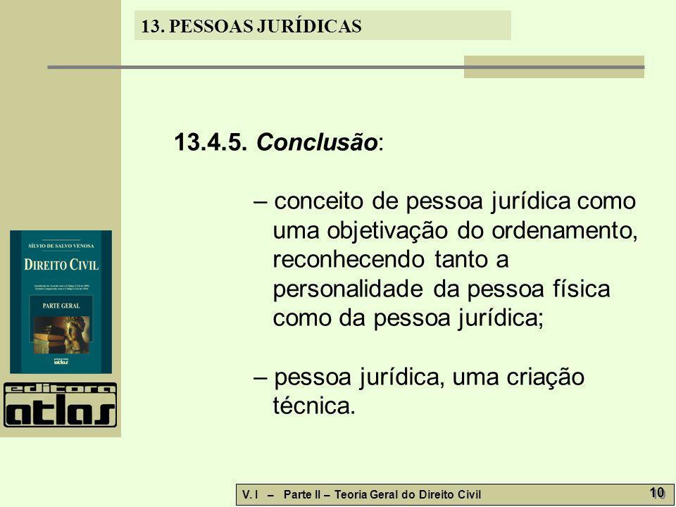 13.4.5. Conclusão: