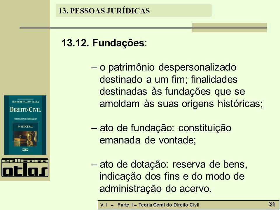 13.12. Fundações: