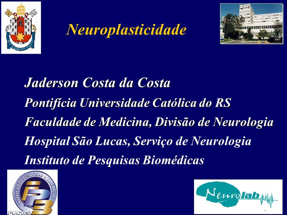 Neuroplasticidade Jaderson Costa da Costa