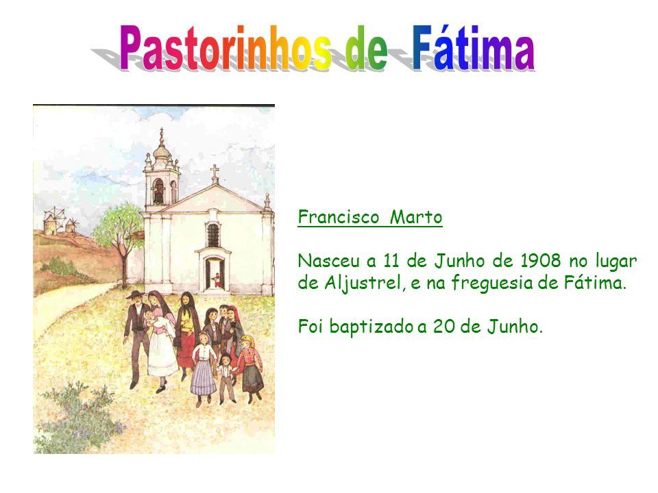 Pastorinhos de Fátima Francisco Marto