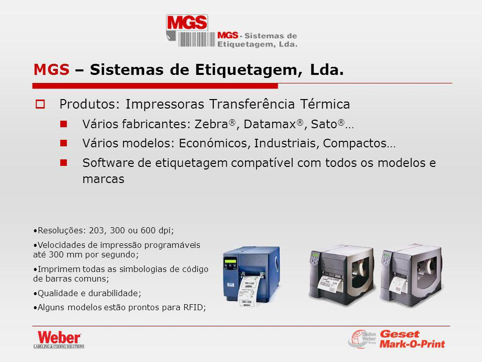 MGS – Sistemas de Etiquetagem, Lda.
