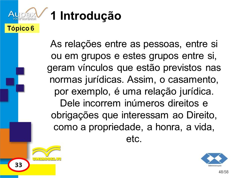 1 IntroduçãoTópico 6.