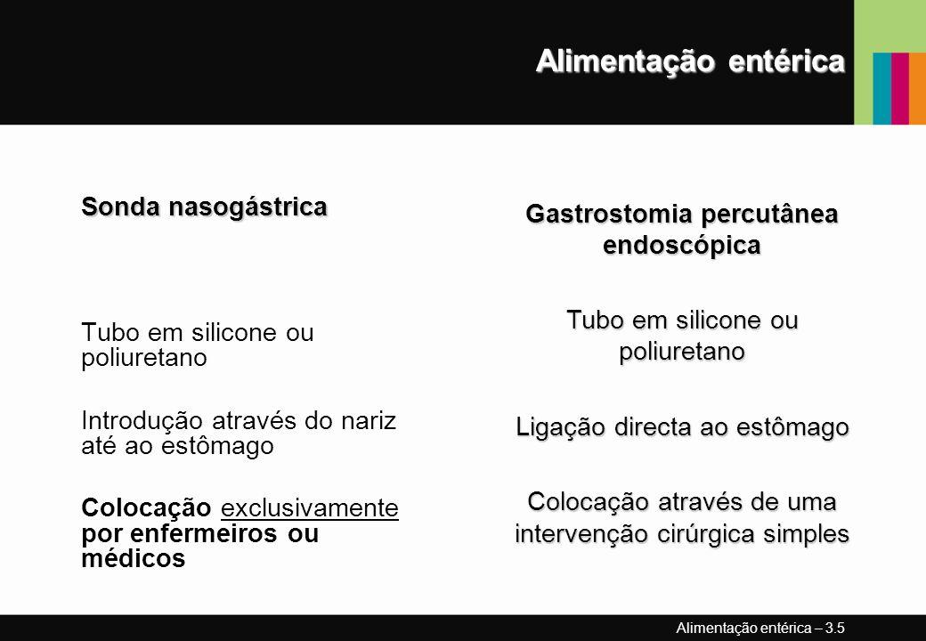 Gastrostomia percutânea endoscópica