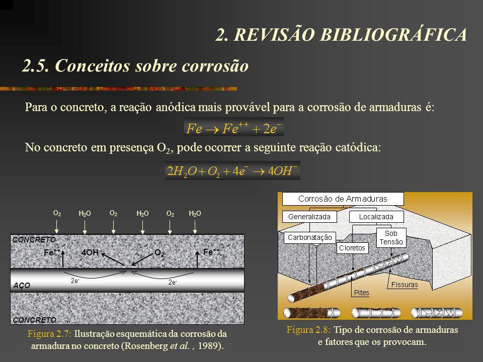 2.5. Conceitos sobre corrosão