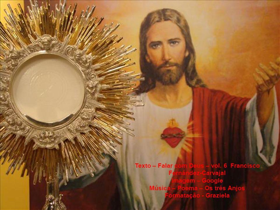 Texto – Falar com Deus – vol. 6 Francisco Fernández-Carvajal