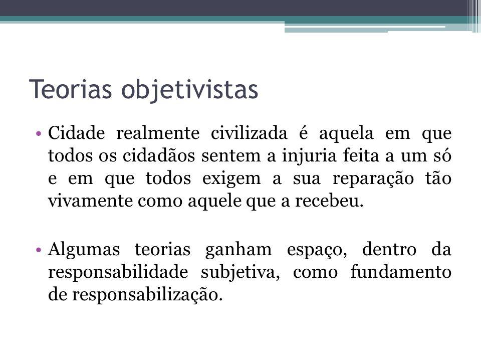 Teorias objetivistas