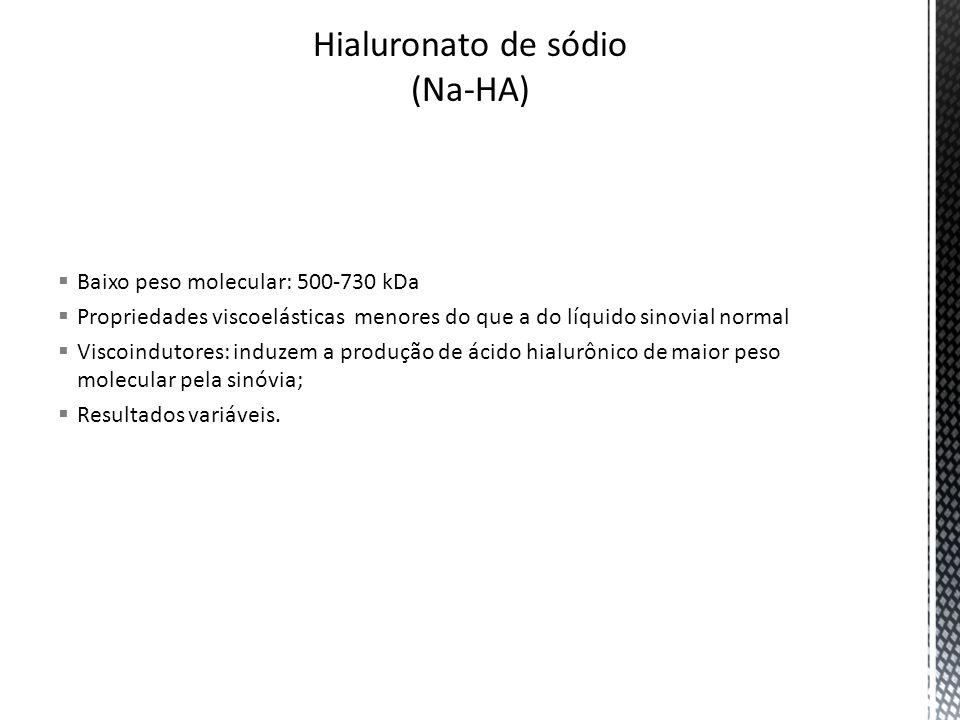 Hialuronato de sódio (Na-HA)
