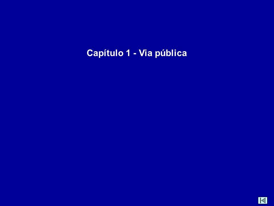 Capítulo 1 - Via pública