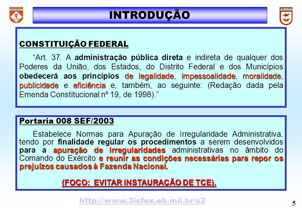 INTRODUÇÃO CONSTITUIÇÃO FEDERAL