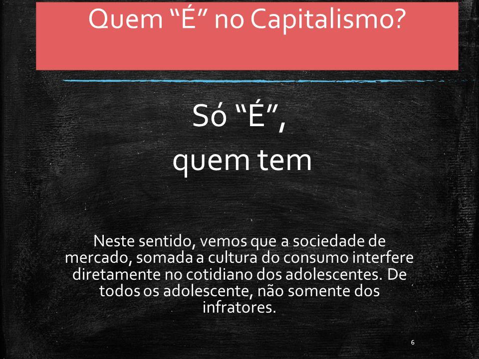 Quem É no Capitalismo