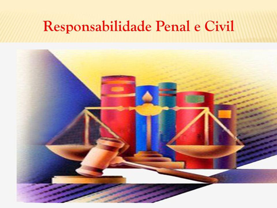 Responsabilidade Penal e Civil