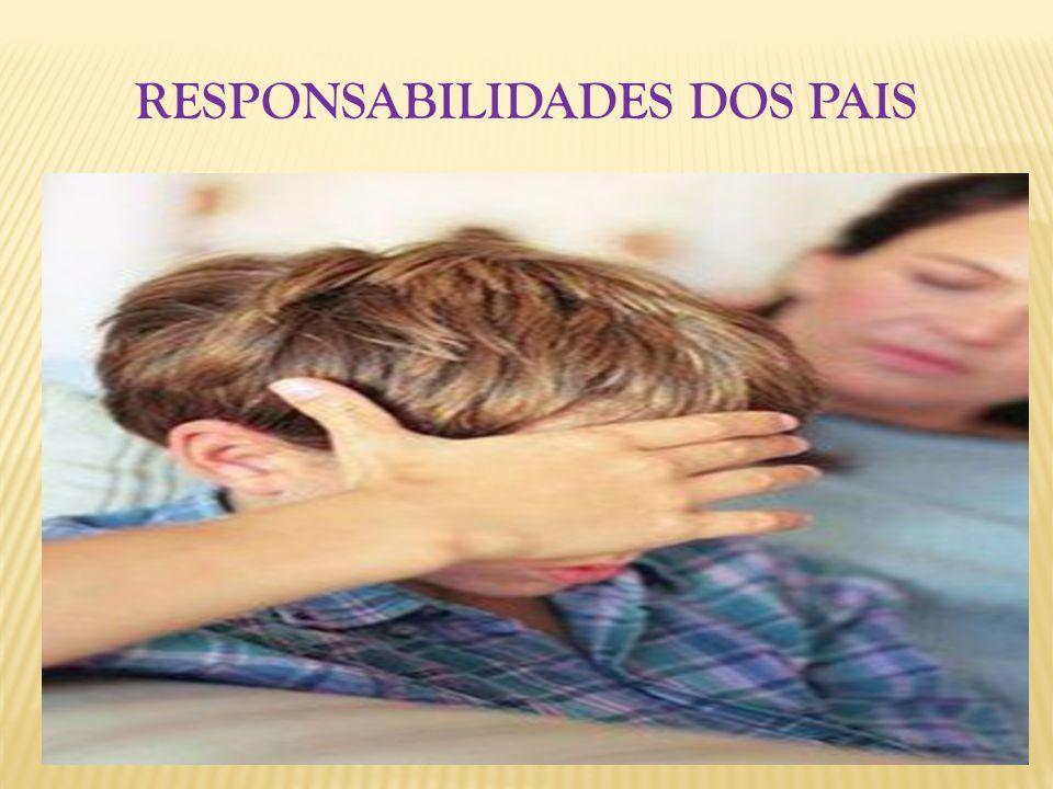 RESPONSABILIDADES DOS PAIS