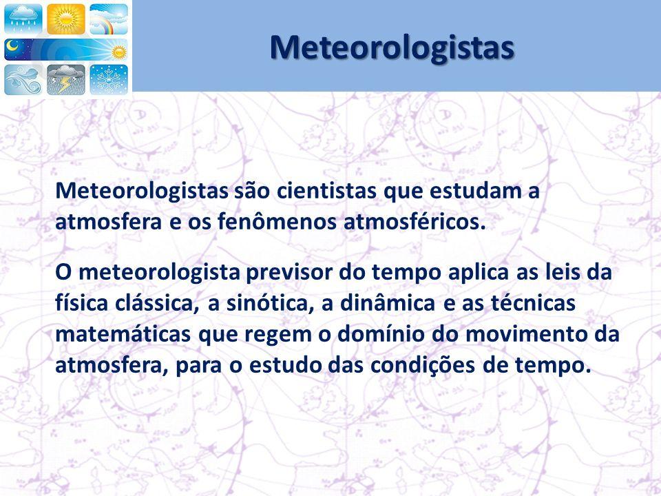 Meteorologistas