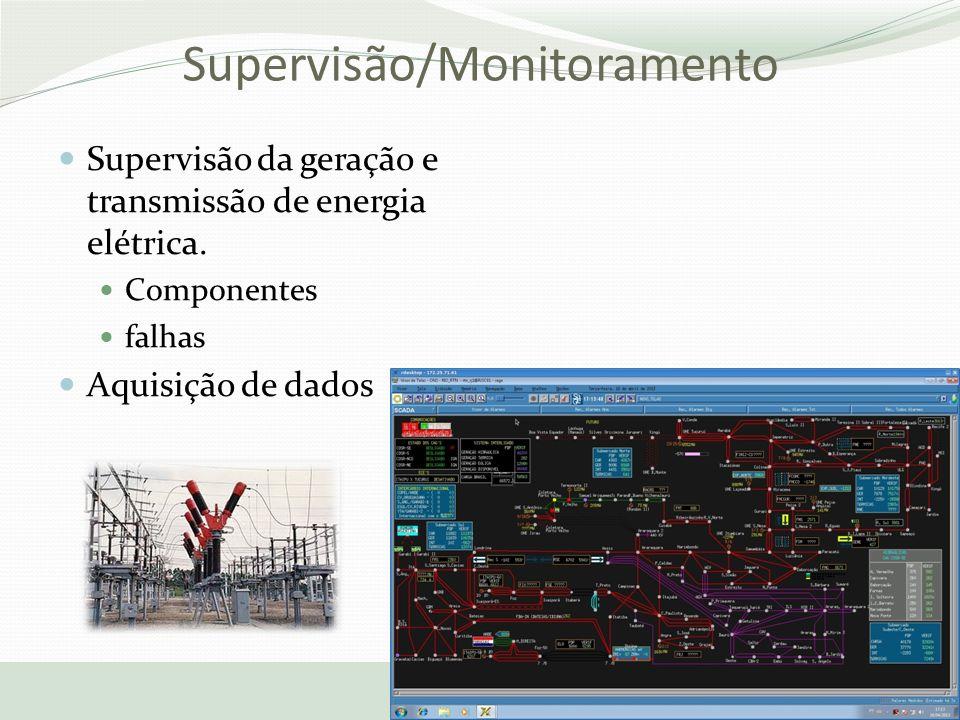 Supervisão/Monitoramento
