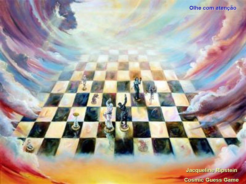 Olhe com atenção Jacqueline Ripstein Cosmic Guess Game