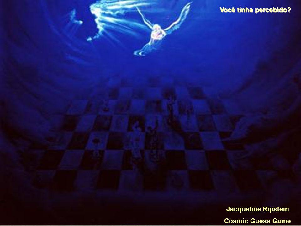 Você tinha percebido Jacqueline Ripstein Cosmic Guess Game