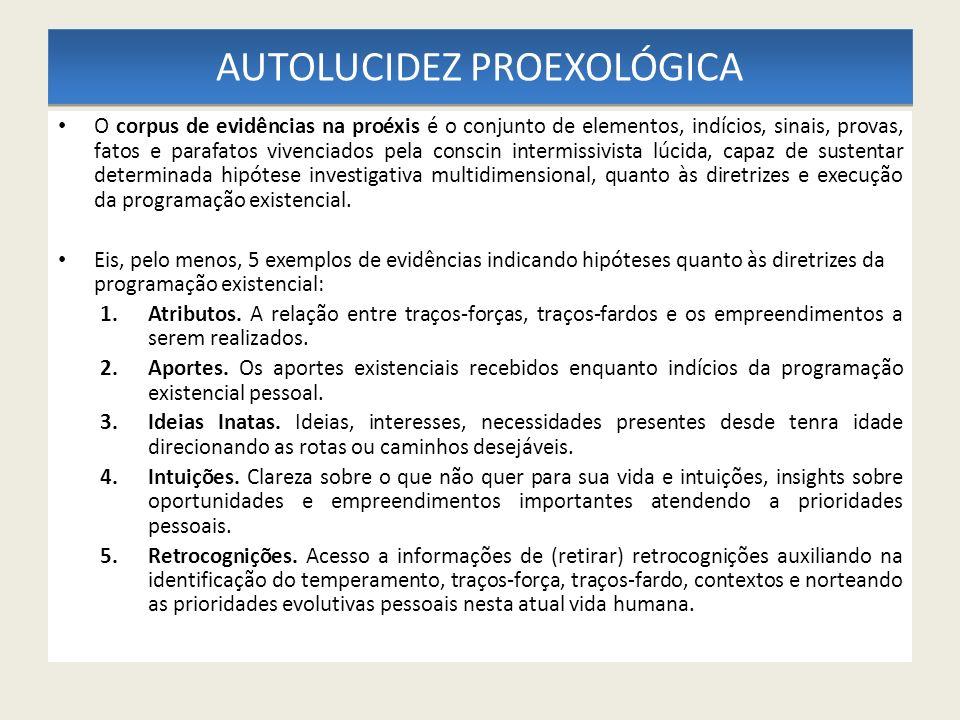 AUTOLUCIDEZ PROEXOLÓGICA