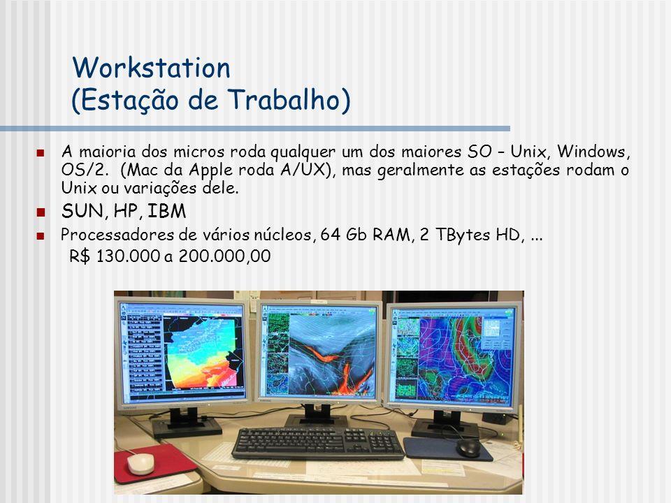 Workstation (Estação de Trabalho)