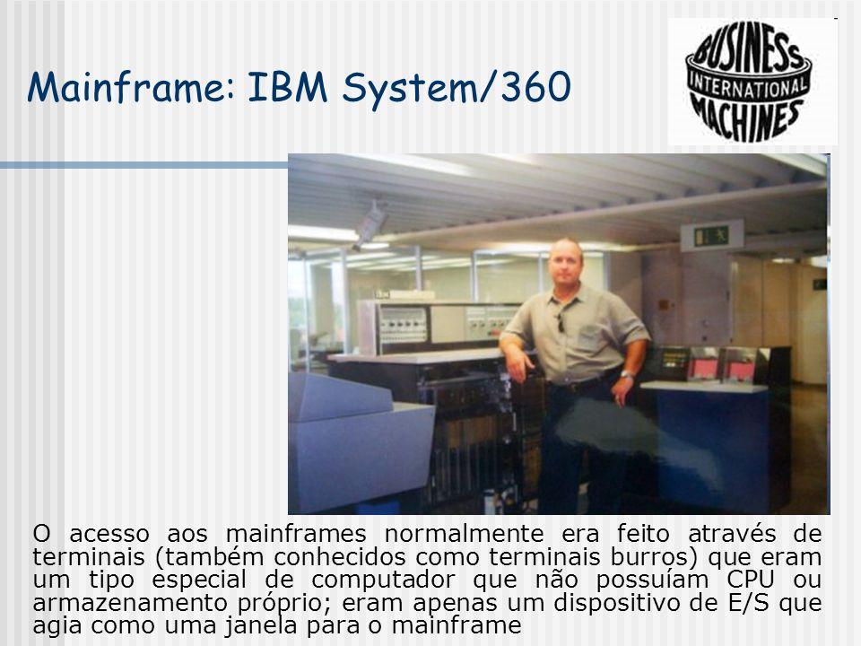 Mainframe: IBM System/360