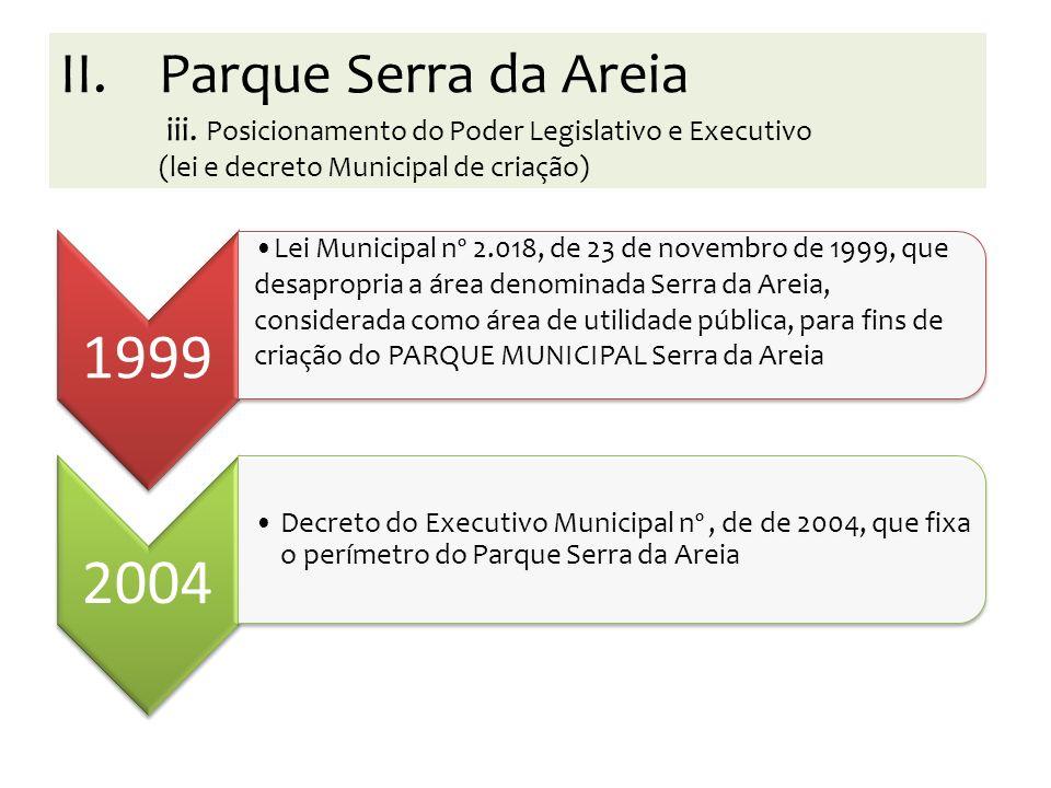 Parque Serra da Areia iii